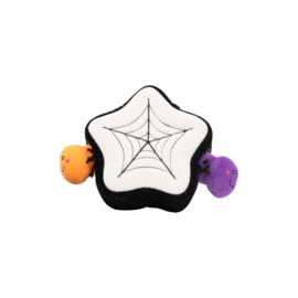 Zippypaws Halloween Burrow - Spider Web