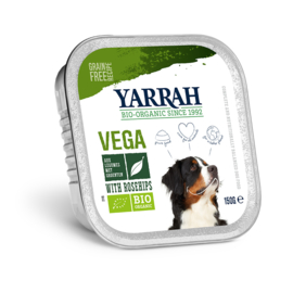 Yarrah kuipjes vegetarisch balletjes in saus 12 x 150 gram
