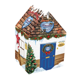 Renske Kersthuisje voor de hond