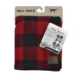 Tall Tails hondendeken Ruitjes - Plaid