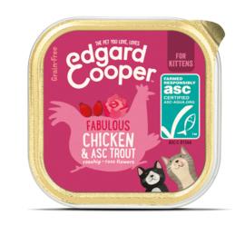 Edgard & Cooper Kitten Kip & Forel kuipjes