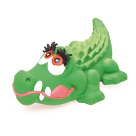 Lanco Toys Krokodil van natuurlijk rubber