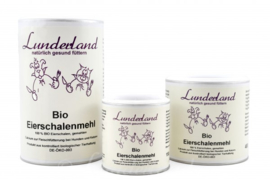 Lunderland biologisch eierschaalpoeder