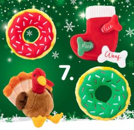 ZippyPaws kerstpakket nummer 7