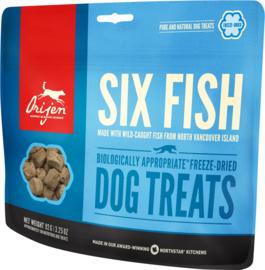 Orijen Dog Treats 6 Fish