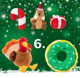 ZippyPaws kerstpakket nummer 6