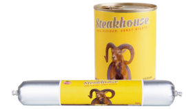 Steakhouse houdbare worst - Puur Geit 600 gram