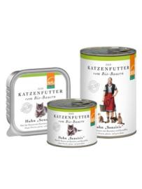 Defu Sensitiv Paté Bio Kip & wortel - kat