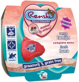 Renske Vers kat - Tonijn 100 gram