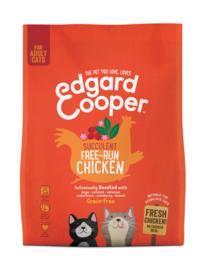 Edgard & Cooper Verse Scharrelkip kattenbrokken