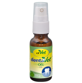 CDvet DentaVet olie - Gebitsverzorging hond
