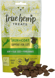 True Hemp kattensnoepjes - Skin & Coat