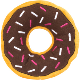 Zippypaws JUMBO Donutz - Chocolate
