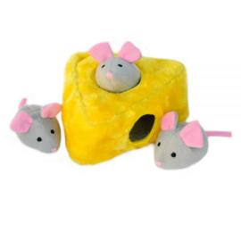 Zippypaws Burrow Mice 'n Cheese