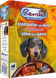 Renske Vers Special - Stoofpotje met wild 395 gram