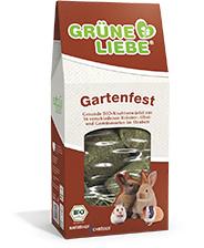 Grüne Liebe - Gartenfest geperste hooiblokken