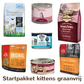 Startpakket Graanvrije Kittenvoeding