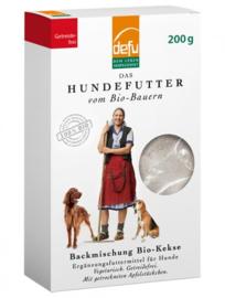 Defu Bio Bakmix voor Hondenkoekjes