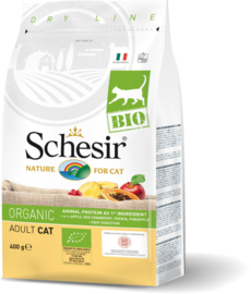 Schesir BIO Organic kattenbrokjes - Adult