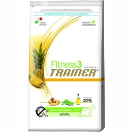 Fitness 3 Trainer Vegetal 3 kilo