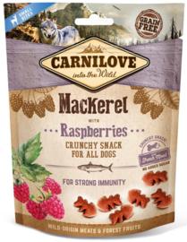 Carnilove hondensnacks Crunchy - Makreel