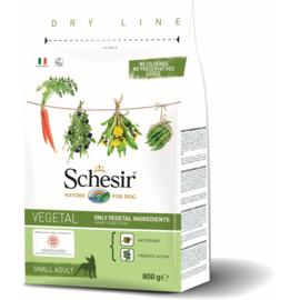 Schesir vegetal hondenbrok adult 800 gram - THT 23-10-2019