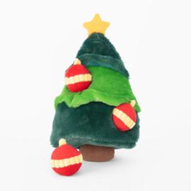 ZippyPaws Burrow Christmas Tree