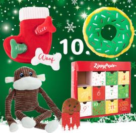 ZippyPaws kerstpakket nummer 10