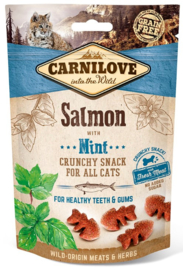 Carnilove kattensnacks crunchy - Zalm met munt