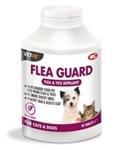 Flea Guard tabletten - 90 stuks