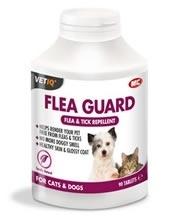 Flea Guard tabletten - 90 stuks