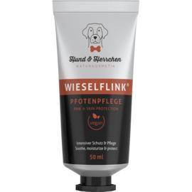 Hund & Herrchen Wieselflink - Natuurlijke balsem bij droge en pijnlijke voeten