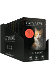 Cat's Love multipack 12 x 85 gram