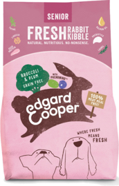 Edgard & Cooper Senior Konijn, Pruimen en Broccoli