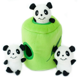 Zippypaws Burrow Panda 'n Bamboo