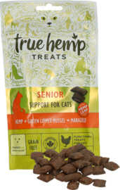 True Hemp kattensnoepjes - Senior