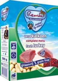 Renske Vers Graanvrij - kalkoen senior 395 gram