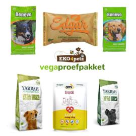 Vegan hondenvoer