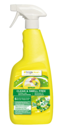 Bogaclean Clean & Smell Free Spray
