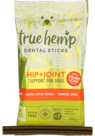 True Hemp Hip and Joint Dental Sticks
