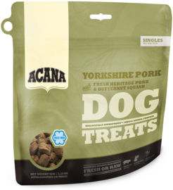 Acana Dog Treats Singles Pork
