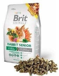 BRIT konijnenvoer rabbit senior