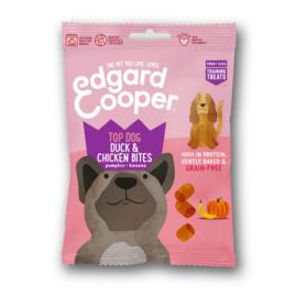 Edgard & Cooper Top Dog Chicken en Duck Bites