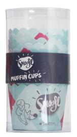 Smoofle Muffin Cups (12 stuks)