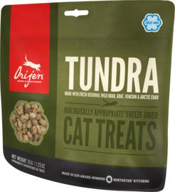 Orijen gevriesdroogde kattensnoepjes Tundra