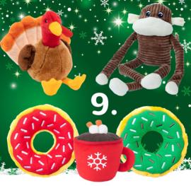 ZippyPaws kerstpakket nummer 9
