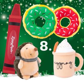 ZippyPaws kerstpakket nummer 8