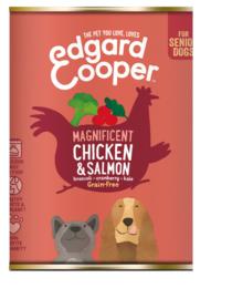 Edgard & Cooper blik Kip & Zalm Senior
