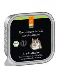 Defu Bio-Hofhun - Kip in gelei -  kat