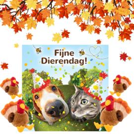 Dierendag kadobox voor de hond - 3e editie HERFST